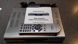 SET-TOP BOX TV TUNER: DGTEC DG-HD5210 New Lambton Heights Newcastle Area Preview