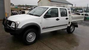 2006 Holden Rodeo Twin Cab 4x4 Turbo Diesel Warrenheip Ballarat City Preview