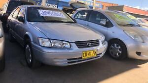 1999 Toyota Camry Wagon ! Fully Serviced ! April 2020 Rego ! Like New Granville Parramatta Area Preview