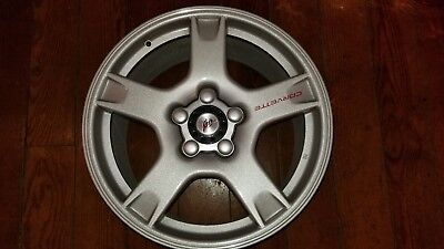 CHEVROLET CORVETTE C5 WHEELS RIMS FULL SET 97-04 STRAIGHT NICE CHEVY for sale  Allentown
