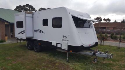 2013 Jayco Sterling Outback Caravan Clontarf Redcliffe Area Preview
