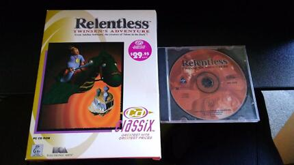 Vintage PC game: Relentless: Twinsen's Adventure