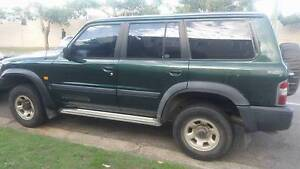 1999 Nissan Patrol Excellent condition 4.6s Newcastle Newcastle Area Preview