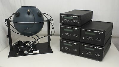Labsphere 4 Lps-045-h Lamp Power Supply 1 Sc-5000 Controller 12 Sphere