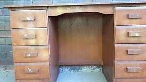 Wooden desk Grasmere Camden Area Preview