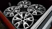 """FORD RANGER WILDTRAK ALLOY WHEELS 18"""" RIMS 6x139.7 Rothwell Redcliffe Area Preview"""