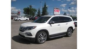 2016 Honda Pilot Touring AWD Leather DVD Nav Remote Start