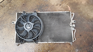 A/c condensor and fan kia carnival Canyonleigh Bowral Area Preview