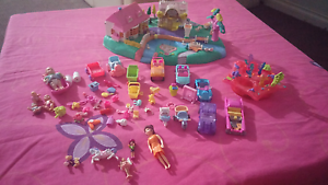Polly pocket and accessories Paralowie Salisbury Area Preview