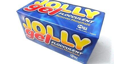 JOLLY GEL FLOCCULENT WATER CLARIFIER BLUE CUBES