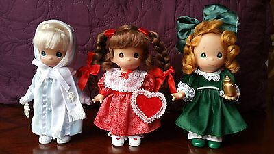 precious moments monthly dolls lot