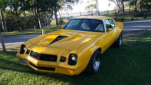 78 Z28 Chevy Camaro.11 months rego.Just serviced. Eagle Vale Campbelltown Area Preview