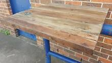 NEW INDUSTRIAL RECLAIMED RUSTIC TIMBER CAFE BISTRO TABLE TOP Chipping Norton Liverpool Area Preview