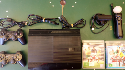 Ps3 12 GB with extra