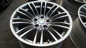 OEM Staggered BMW M3 Rims 18""