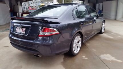 2012 Ford Falcon XR6 Auto - Low KM's Ipswich Ipswich City Preview