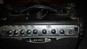 Guitar amp 15 watt spider II Belmont Lake Macquarie Area Preview