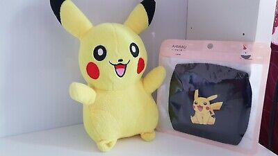 Pikachu Maske Mundschutz NEU Pokemon Kinder