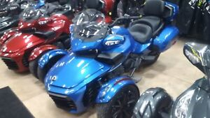 2018 Can-Am Spyder F3 Limited -