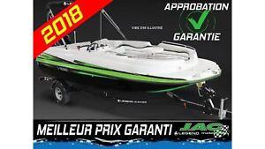 2018 Legend Boats Bateau VIBE D19 Nouveauté 2018