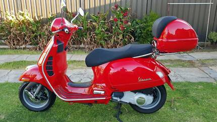 Vespa IE 250 Scooter Oaklands Park Marion Area Preview