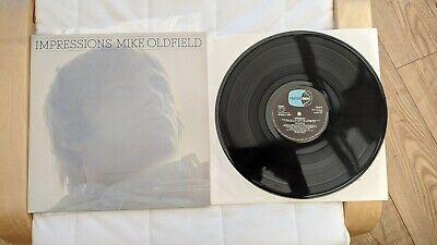 Mike Oldfield – Impressions - Double Vinyl LP Album UK