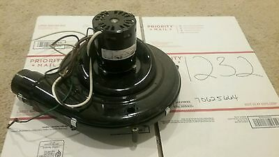 Fans Blower Inducer Motor I-12 Fasco 70625664 .8 Amp