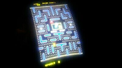 JUNIOR PAC MAN CLONE FAST SPEED WORKING/ MIDWAY PINOUT PCB-NON JAMMA-L@@K!