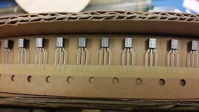 50 Pcs Bc547b Philips Trans Gp Bjt Npn 45v 0.1a 3-pin To-92