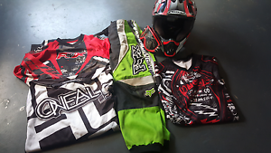 Boys motorbike gear Launceston Launceston Area Preview
