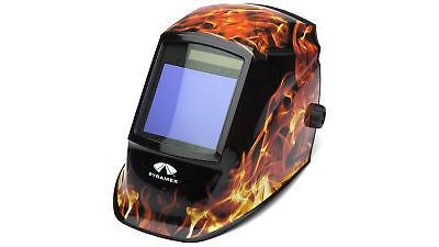 NEW PYRAMEX SAFETY WHAM3030FL Autodark Welding Helmet- Manua