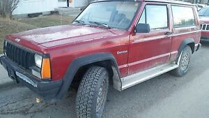 Jeep Cherokee Sport - 1990