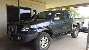 07 sr5 4x4 turbo deisel space cab hilux Australia Preview