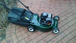Victa Lawnkeeper 4 stroke mower with catcher and warranty Sunbury Hume Area Preview