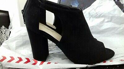 Ladies New Look BIack Shoes Size 6