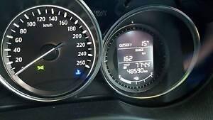 2012 Mazda CX-5 Wagon Roseville Ku-ring-gai Area Preview