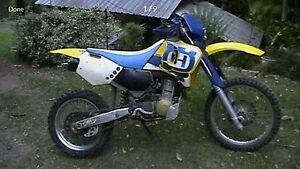WTB Husqvarna TE 610 parts Armidale Armidale City Preview