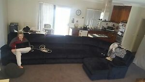 Norfolk 6 seater sofa with chaise, recliner and sofa bed! Tallarook Mitchell Area Preview