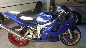 1999 Yamaha R6 Track Bike Scarborough Stirling Area Preview