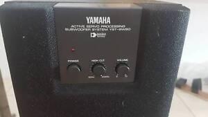 Energy Encore Speakers  with Yamaha Subwoofer