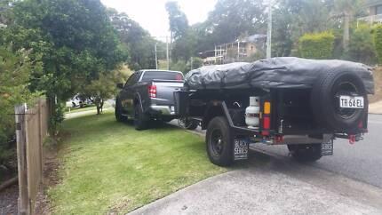 Camper trailer Nords Wharf Lake Macquarie Area Preview