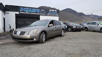 2004 Nissan Maxima !LEATHER/LOADED! Kamloops British Columbia Preview