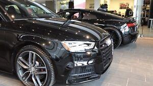 "Audi s3.  19"" wheels"