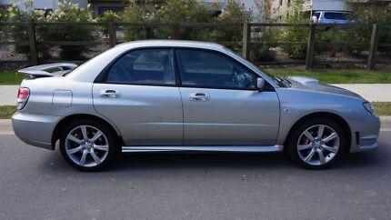 2006 Subaru WRX AWD 2.5L Turbo 138,000K's Service History Springwood Logan Area Preview