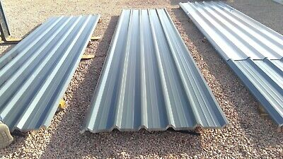polyester coated anthracite grey box profile roofing sheets 14ft price inc vat