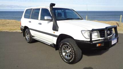 TOYOTA LANDCRUISER GXL DUAL FUEL 4X4 WAGON Bunbury Bunbury Area Preview