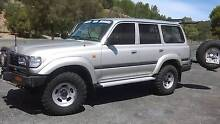80 Series LandCruiser with Winch & Liftkit Northfield Port Adelaide Area Preview