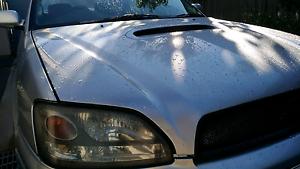 2001 Subaru B4 Twin Turbo Adelaide CBD Adelaide City Preview