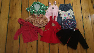 Lot of 18-24 months girls clothing