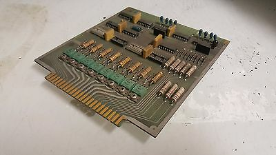 Sharnoa CNC Control PC Board, SE-114 C, Used, Warranty
